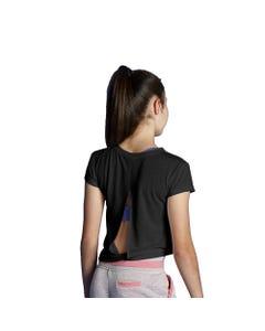 Bloch Core Open Twist Back T-Shirt
