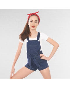 1st Position Denim Style Dungarees