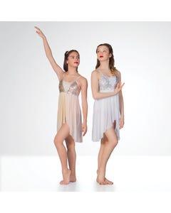 1st Position Sequin Lyrical Dress