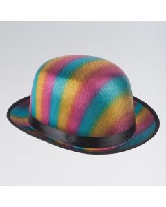 Chapeau Melon Multicolore