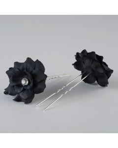 Épingles Fleur en Tissu