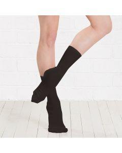 Plume Ankle Length Ballet Socks