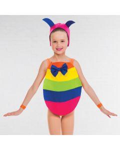 Costume de Chenille avec Bonnet