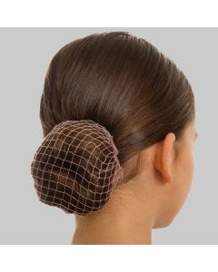 Filet à Chignon Rose Ultrarésistant (Rose)