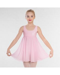 IDT Prep-Grade 2 Robe Rose Empire pour Fille