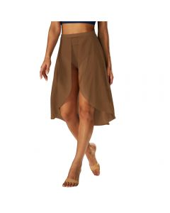 Bloch Open Front Skirt
