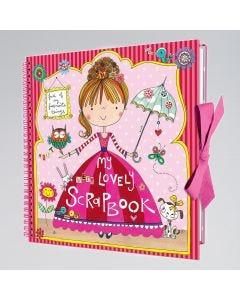 Rachel Ellen Album Scrapbook Princesse