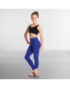 Lulli Brushed Cotton Ankle Dance Leggings Layla