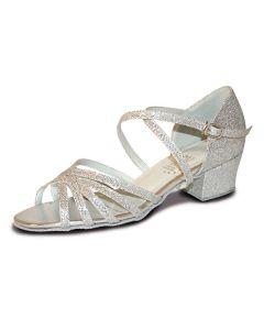 Roch Valley Bella Chaussures de Danse de Salon Effet Holograhique
