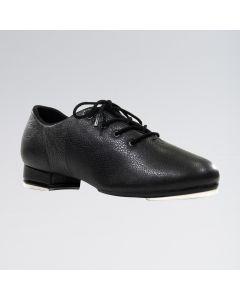 So Danca Chaussures de Claquettes Phoenix en Cuir Bi-Semelle