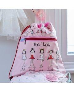 Tyrrell Katz Ballet Sac à Dos à Cordon pour Enfants