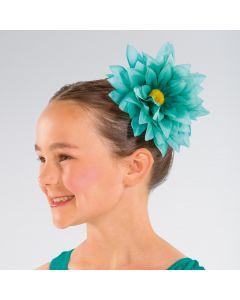 Accessoire cheveux fleur
