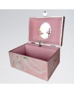 Ballerina Boîte à Bijoux Musique