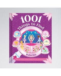 Ou est la Ballerine? Livre 1001 Choses à Trouver