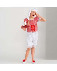 Costume Pyjama à l`Ancienne - Enfant