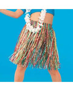 Juper d`Herbes Hawaïenne (Taille Unique Adulte) Longueur 55cm