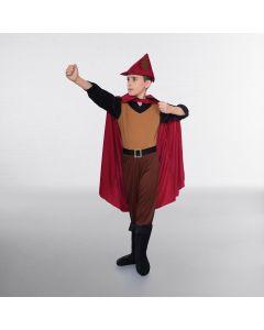 Costume de Chasseur avec la Cape