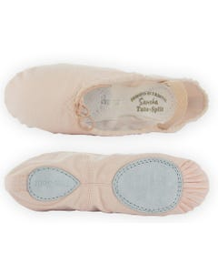 Sansha Canvas Ballet Shoes