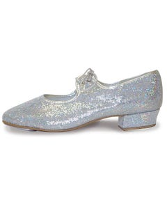 Roch Valley Hologram Chaussures de Claquettes Petits Talons