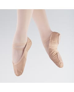 So Danca Demi-pointes Stretch en Cuir