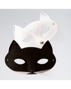 Masque de Chat Blanc